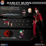 Mezco One:12 Collective PX Harley Quinn Playing for Keeps Edition