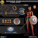 Mezco One 12 Collective Wonder Woman Classic Edition Mezco Exclusive