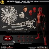 Mezco One:12 Collective Spider-Man: Far From Home Deluxe Edition Mezco Exclusive