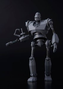 1000toys Riobot Iron Giant Die-Cast Figure Battle Mode Version