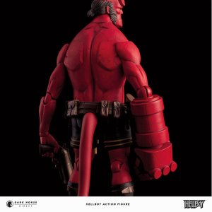 1000toys Dark Horse Hellboy Standard Version