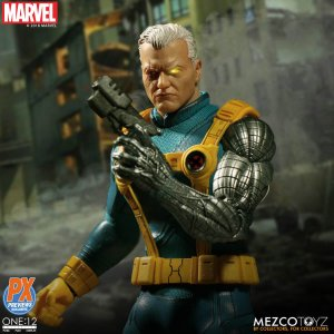 Mezco One:12 Collective Cable Previews Exclusive