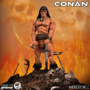 Mezco One:12 Collective Conan The Barbarian