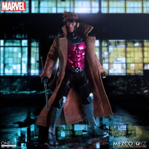 Mezco One:12 Collective Gambit