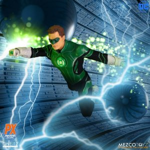 Mezco One:12 Collective Hal Jordan Green Lantern