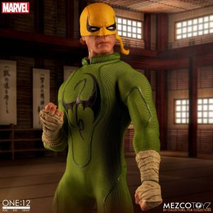 Mezco One:12 Collective Iron Fist