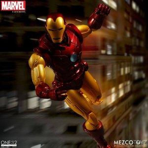 Mezco One:12 Collective Iron Man