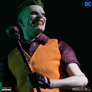 Mezco One:12 Collective Joker Clown Prince of Crime Edition