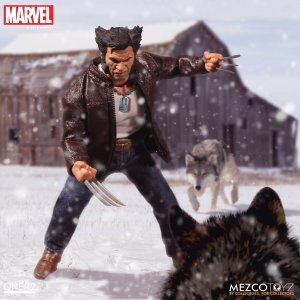 Mezco One:12 Collective Logan