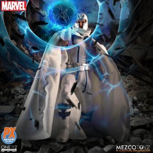 Mezco One:12 Collective Magneto Marvel Now Edition PX Exclusive