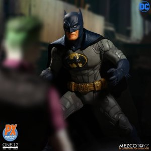 Mezco One:12 Collective Sovereign Knight Batman PX Exclusive
