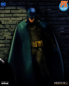 Mezco One:12 Collective Batman Ascending Knight Previews Exclusive