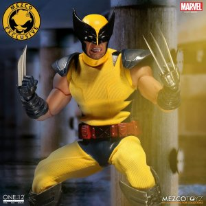 Mezco Toyz One:12 Collective Classic Wolverine