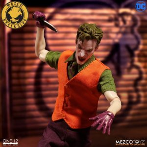 Mezco One:12 Collective Joker Deluxe Edition Mezco Exclusive