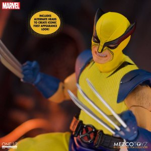 Mezco One:12 Collective Wolverine Deluxe Steel Box Edition
