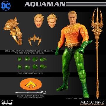 Mezco One:12 Collective Aquaman
