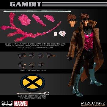 Mezco One:12 Collective Gambit
