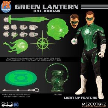 Mezco One:12 Collective Hal Jordan Green Lantern