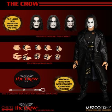Mezco One:12 Collective The Crow