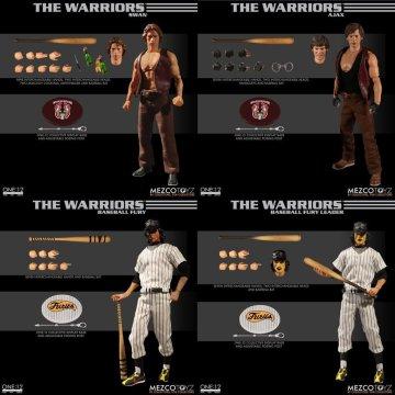 Mezco One 12 Collective Warriors Deluxe Box Set