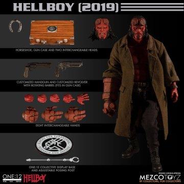 Mezco One:12 Collective Hellboy 2019