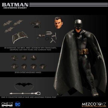 Mezco One:12 Collective Batman Ascending Knight