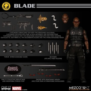 Mezco One:12 Collective Blade Mezco Exclusive