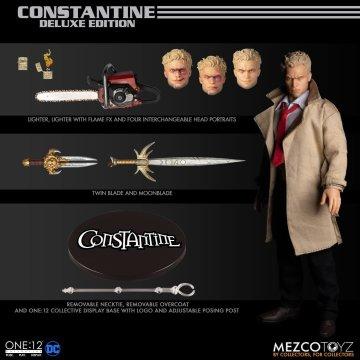 Mezco One:12 Collective Constantine Deluxe Edition