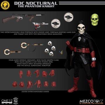 Mezco One:12 Collective Doc Nocturnal Mezco Exclusive