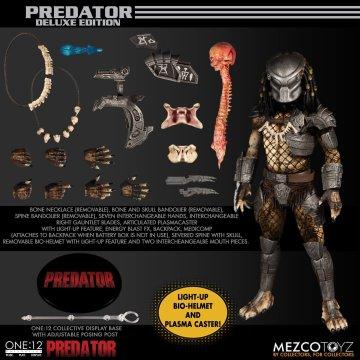 Mezco One:12 Collective Predator Deluxe Edition