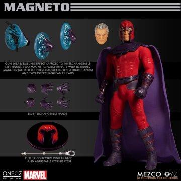 Mezco One:12 Collective Magneto
